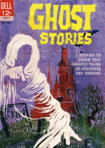 Cover For Ghost Stories