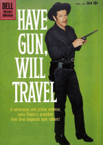Cover For Have Gun, Will Travel