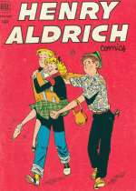 Cover For Henry Aldrich