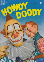 Cover For Howdy Doody