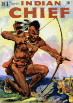 Cover For Indian Chief