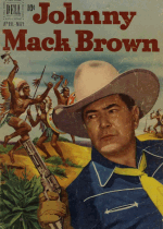 Cover For Johnny Mack Brown