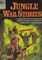 Cover For Jungle War Stories