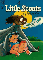 Cover For Little Scouts