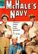 Cover For McHale's Navy