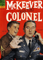 Cover For McKeever and the Colonel