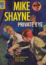 Cover For Mike Shayne Private Eye