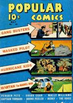 Thumbnail for Popular Comics