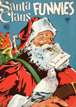 Thumbnail for Santa Claus Funnies