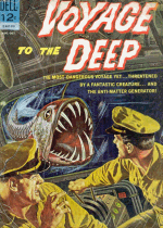Cover For Voyage to the Deep