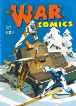 Thumbnail for War Comics