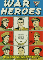 Cover For War Heroes