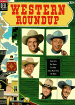 Thumbnail for Western Roundup