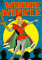 Cover For Winnie Winkle