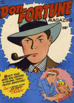 Cover For Don Fortune Magazine