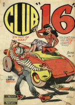 Cover For Club 16
