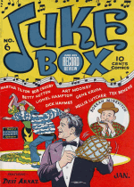 Cover For Juke Box