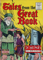 Cover For Tales From The Great Book
