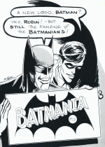 Cover For Batmania