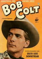 Cover For Bob Colt