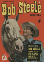 Cover For Bob Steele Western