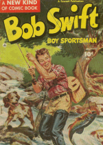 Cover For Bob Swift