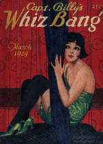 Cover For Captain Billy's Whiz Bang