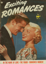 Cover For Exciting Romances