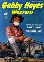 Cover For Gabby Hayes Western