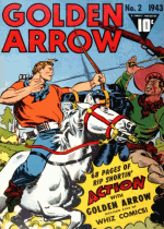 Cover For Golden Arrow