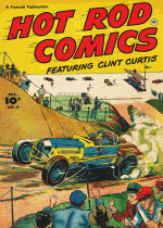 Thumbnail for Hot Rod Comics