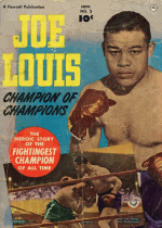 Cover For Joe Louis