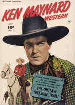 Cover For Ken Maynard Western