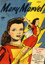 Thumbnail for Mary Marvel