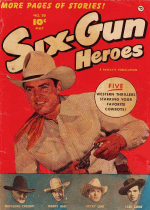 Thumbnail for Six-Gun Heroes
