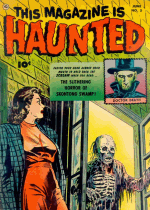 Thumbnail for This Magazine is Haunted