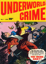 Cover For Underworld Crime