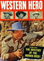 Cover For Western Hero