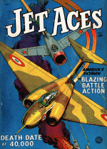 Cover For Jet Aces