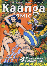 Thumbnail for Kaänga Comics