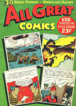 Cover For All Great Comics