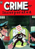Cover For Crime Incorporated