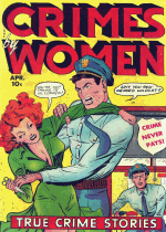 Cover For Crimes By Women