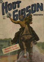 Cover For Hoot Gibson