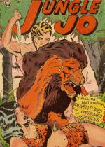 Cover For Jungle Jo