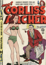 Cover For Meet Corliss Archer