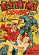 Thumbnail for Mystery Men Comics