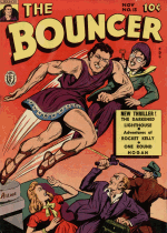 Cover For The Bouncer