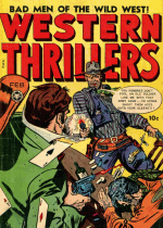 Thumbnail for Western Thrillers