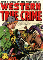 Cover For Western True Crime